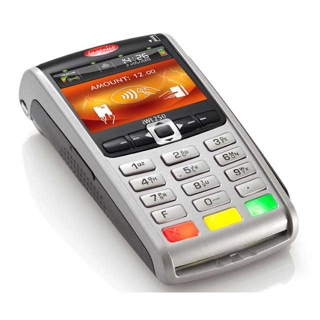 Ingenico Iwl255 Wireless Leap Payments