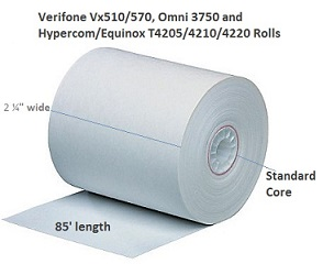 85 Feet Paper Roll