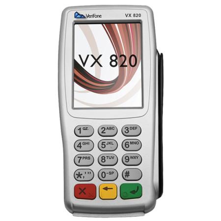 Verifone Vx820 Credit Card Machine