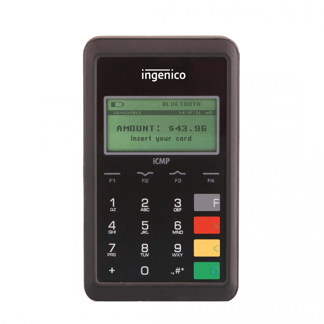 Ingenico Icmp Mobile Emv Card Reader For Converge Leap