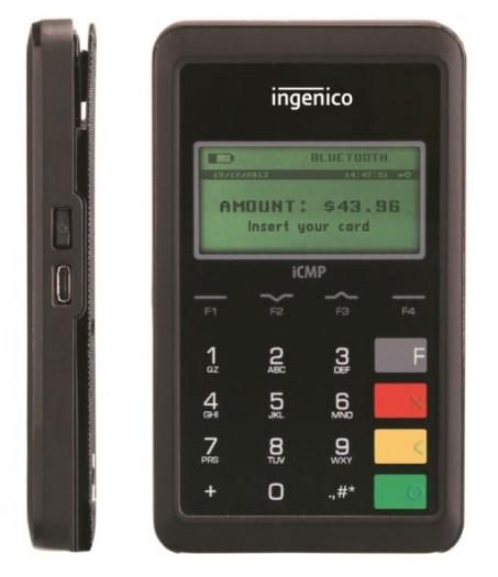 EMV Credit Card Machine
