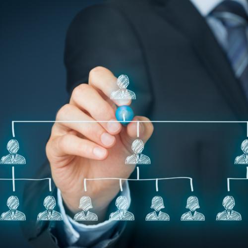 Hierarchy Leadership Chart