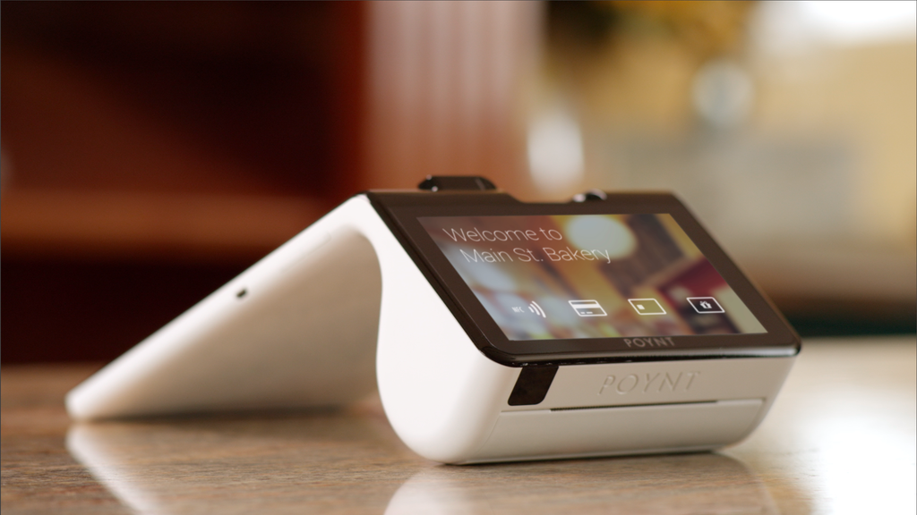 Poynt Smart Terminal Pos System Leap Payments