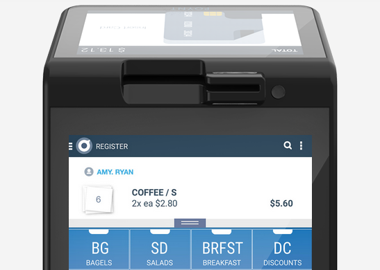 Poynt Smart Terminal Leap Payments
