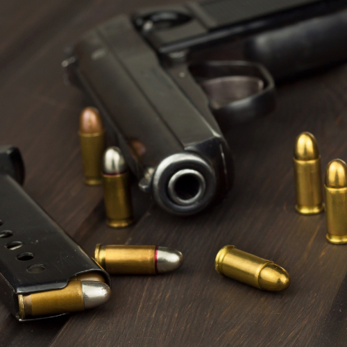 Walther PPK 9mm Pistol & Ammunition