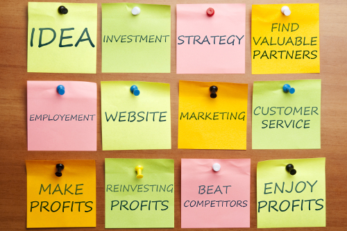 10 Key Factors Not to Overlook When Starting a Business Side Image