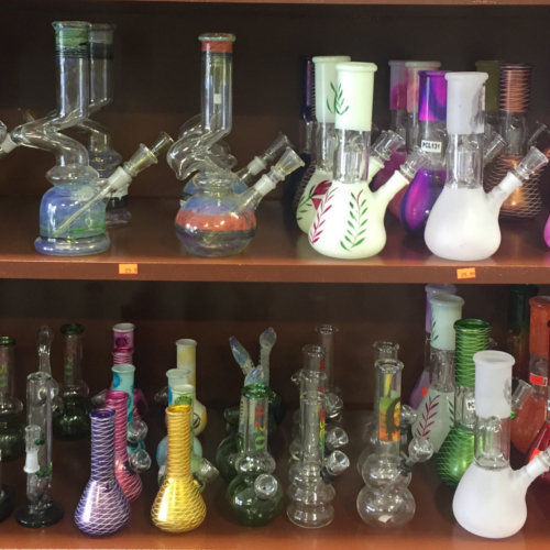 Glass Water Pipes
