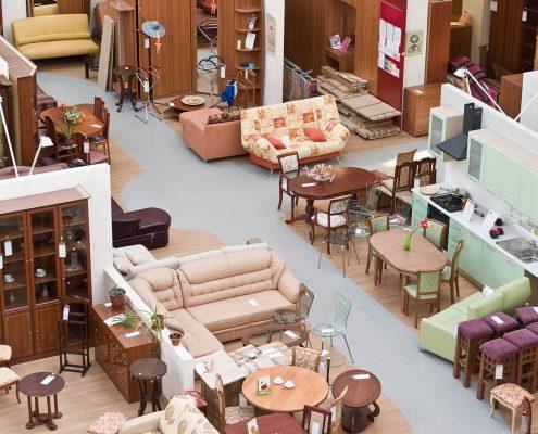 Furniture Retailer Merchant Accounts