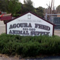 Agoura Animal Feed & Supplies Logo