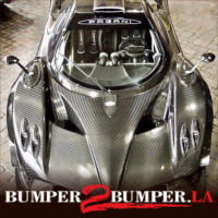 Bumper 2 Bumper LA Logo