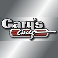 Garys Auto Care Service Logo