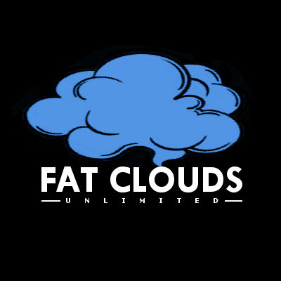 Fat Cloud Vapor E-cigarette Logo