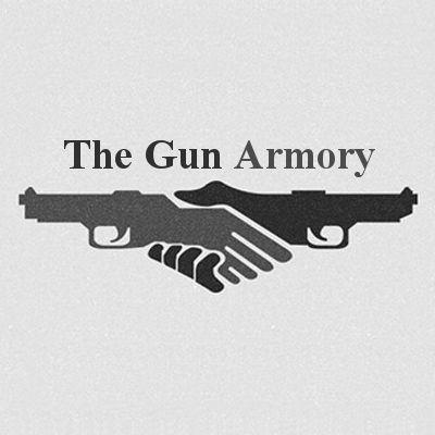The Gun Armory Gun Dealer Logo