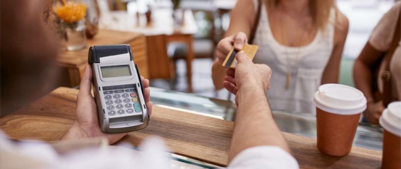 Swiped Credit Card Usage