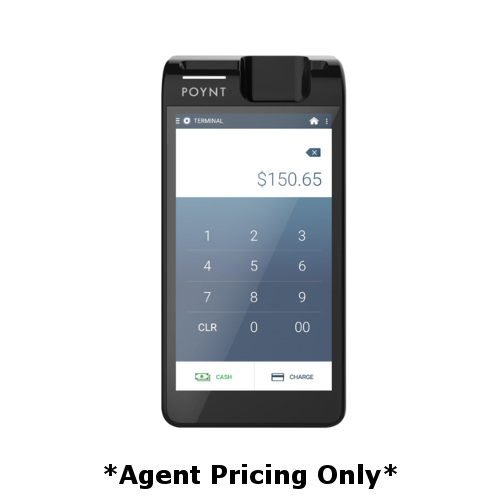 Poynt 5 Mobile Leap Payments