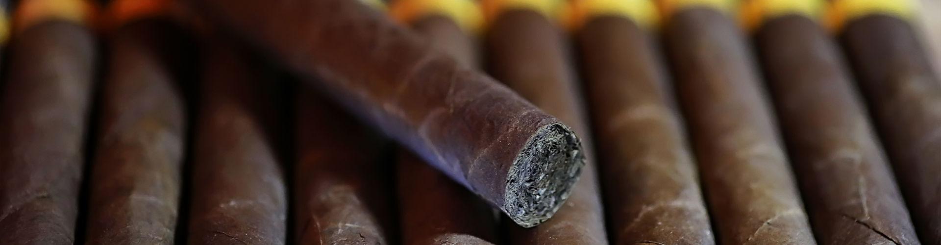 Tobacco Cigars In Box