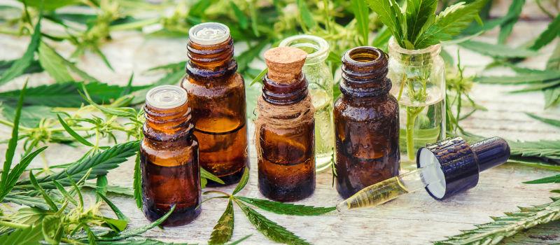 Hemp Oil Merchant Services Tinctures & Ointment