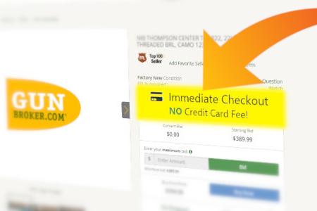 GunBroker Online Payment Gateway
