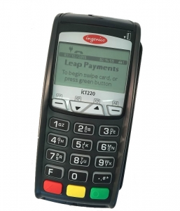 Ingenico iCT250 - IP/Dial | Leap Payments